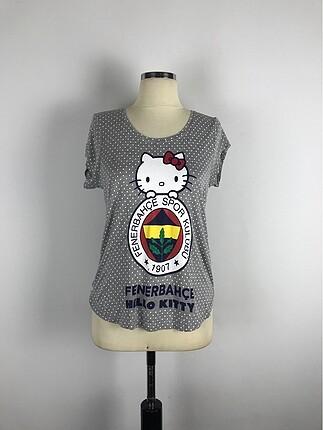 Hello Kitty Fenerbahçe Tişört