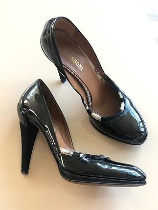 Missoni topuklu ayakkabı