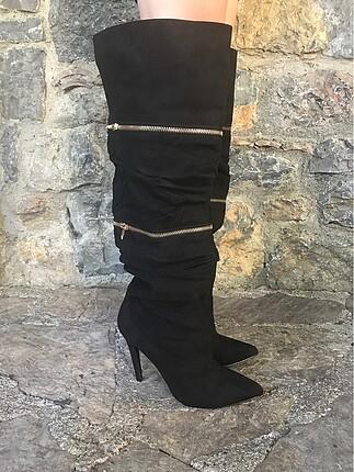 Diğer Uzun topuklu çizme