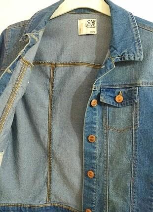 Denim&Co Kot Ceket
