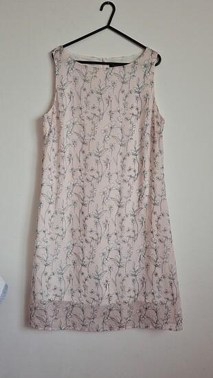 Şifon elbise lcwaikiki