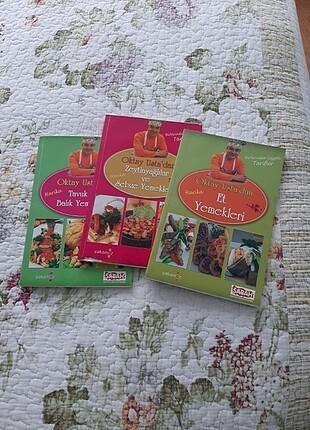Oktay usta yemek kitapları