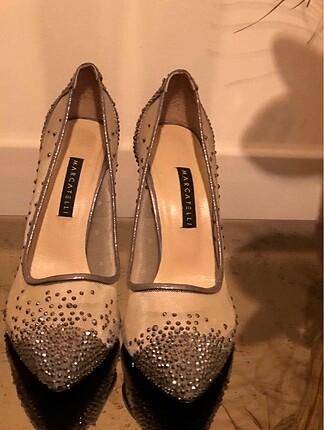 Marcatelli cinderella modeli antasit ayakkabı