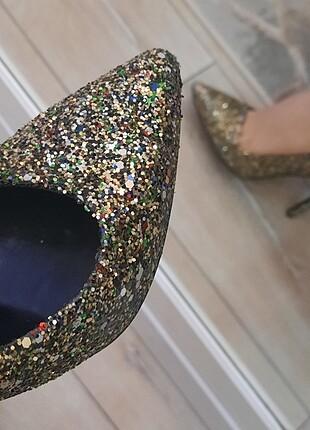 37 Beden çeşitli Renk bambi ayakkabı