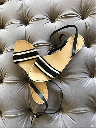Orijinal Gucci sandalet