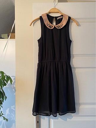 Bershka Mini Elbise