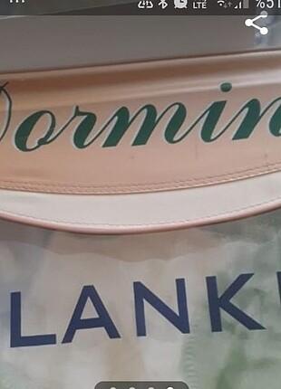 Battaniye Blanke marka yumuşacık marka temsilidir