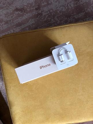 Iphone kulaklık dönüştürücü