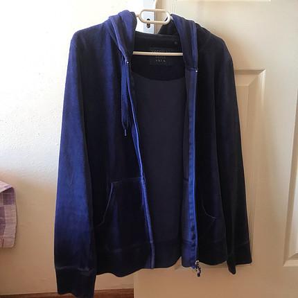 C&A kadifemsi polarımsı ceket