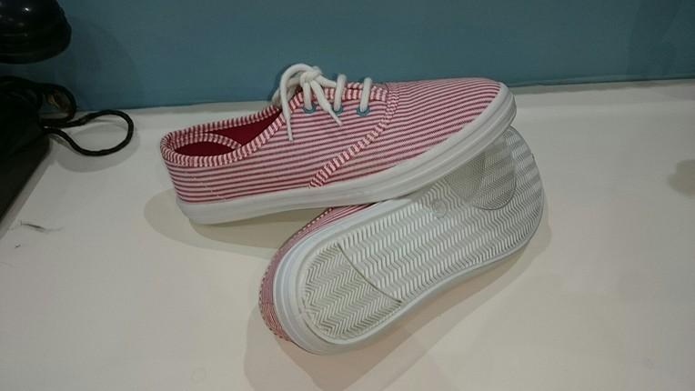 37 Beden çeşitli Renk Koton Ayakkabı