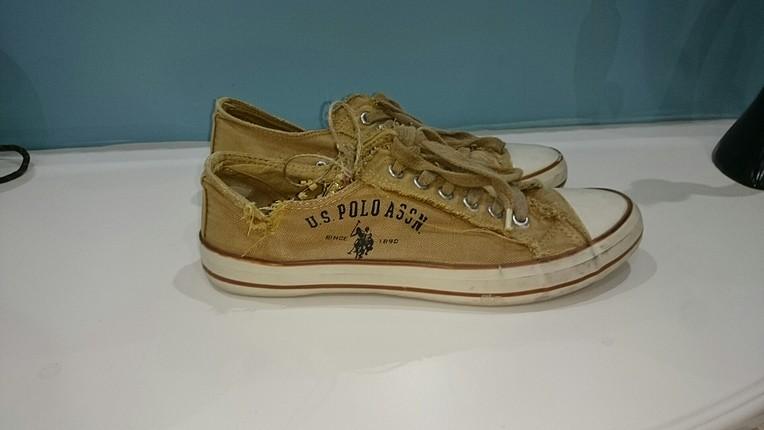 US Polo Ayakkabı