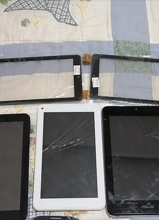 3 adet tablet 2 adet ekran camı