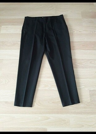 Siyah kumaş pantolon