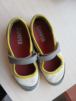 camper çocuk ayakkabısı
