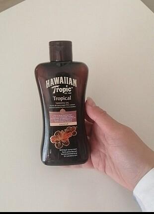 Hawaiin tropic bronzlastırıcı