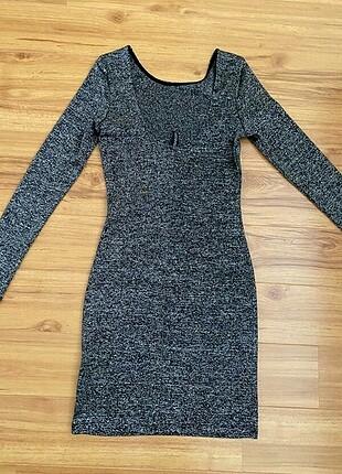 H&M H& M kısa elbise