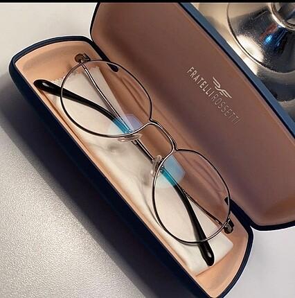 Fratelli Rossetti orjinal optik gözlük