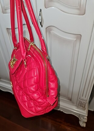 Love MOSCHINO RED BAG