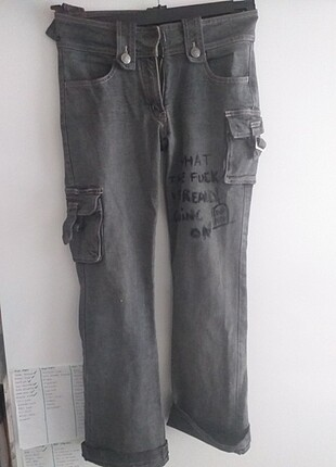 Gothic pantolon