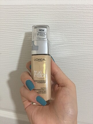 L?oreal Paris True Match Fondöten