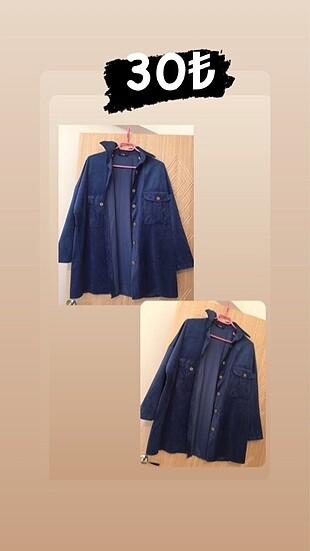 Kadife gömlek ceket