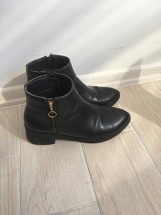 Shoe Tek Siyah bot