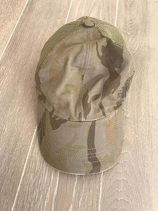 Orj Gas kamuflaj şapka