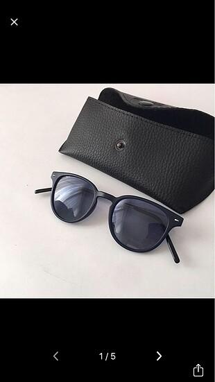 Lacivert optik güneş gözlüğü