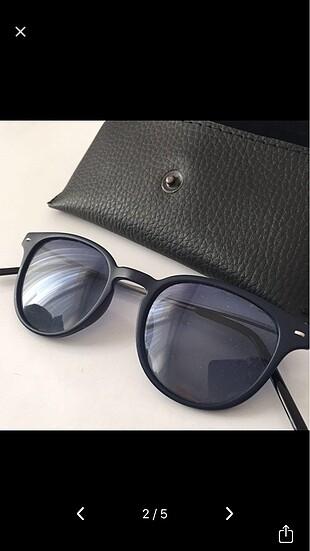 Ray Ban Lacivert optik güneş gözlüğü