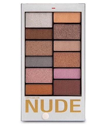 Nude Palet