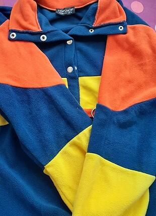 38 Beden çeşitli Renk Sweatshirt