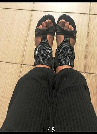 #ayakkabı #sandalet #deri