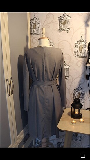 Suud Collection Mavi Limon Marka Tunik / Pantolon Takım
