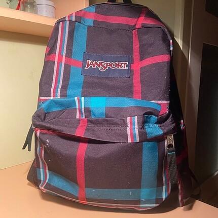 jansport sırt çantası