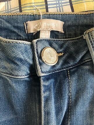 Twist skiny jean