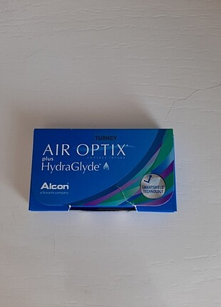 Air optix lens