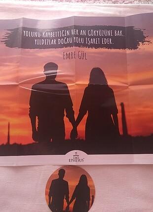 Kitap ayracı ve posteri