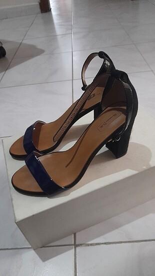 Massimo Dutti topuklu ayakkabı