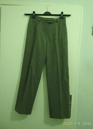 Yün kışlık pantolon