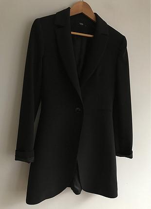 36 Beden Uzun ceket