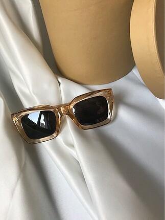 Buzz Kalın Çerçeve Güneş Gözlüğü