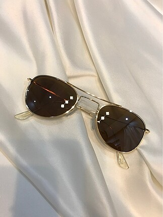 Mini Damla Gold Detay Güneş Gözlüğü