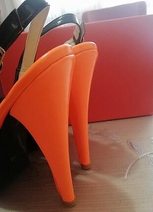 15 pont topuklu ayakkabı