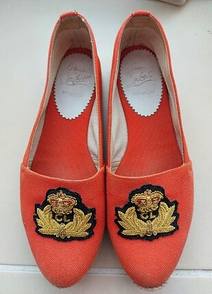 Louboutin loafer 36 36,5