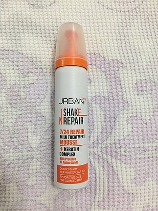 Urban Care Shake N Repair Saç Köpüğü