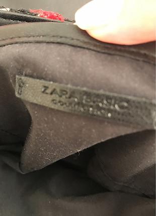 diğer Beden Zara tüvit çanta