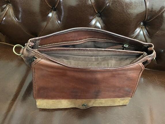 Gön marka evrak çantası