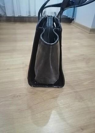 Matthew cox Siyah kadın çanta