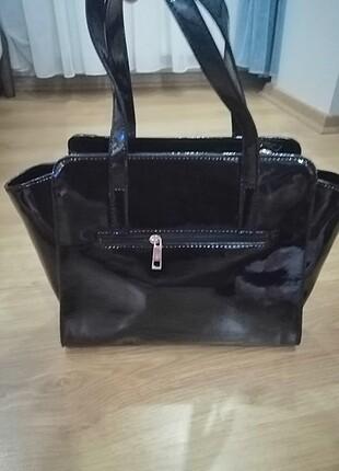 Beden Siyah kadın çanta