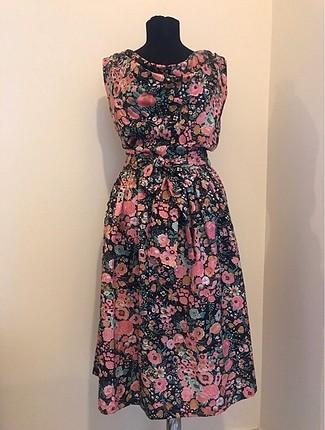 İpek elbise Machka model
